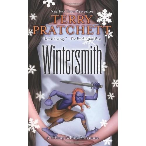 Wintersmith (Discworld Book 35) Kindle Edition $1.99