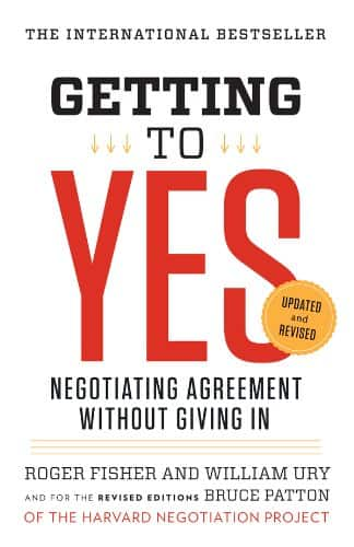 Getting to Yes: Negotiating Agreement Without Giving In [Kindle Edition] $1.99