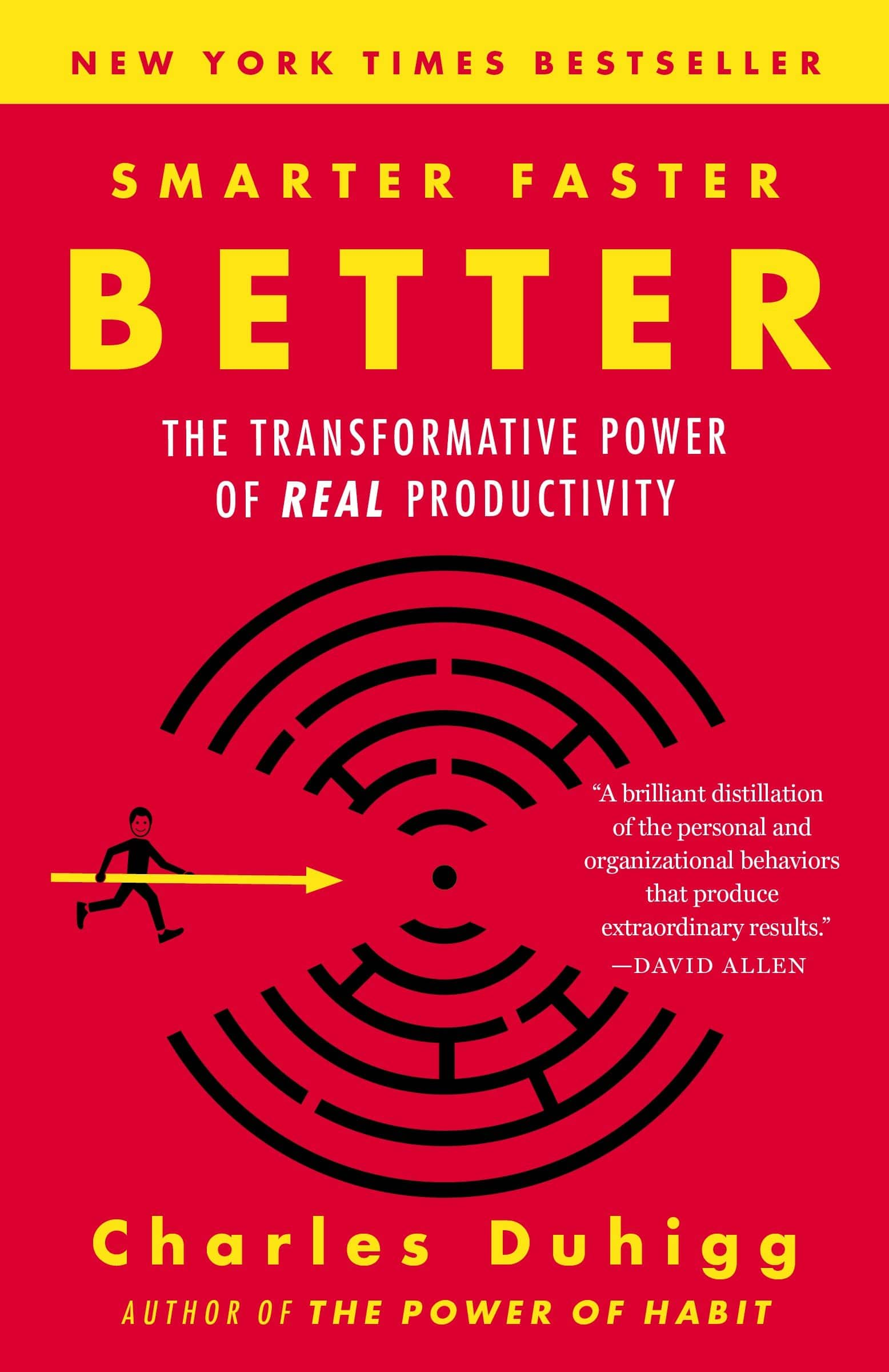 Smarter Faster Better: The Transformative Power of Real Productivity (Kindle eBook) $2.99