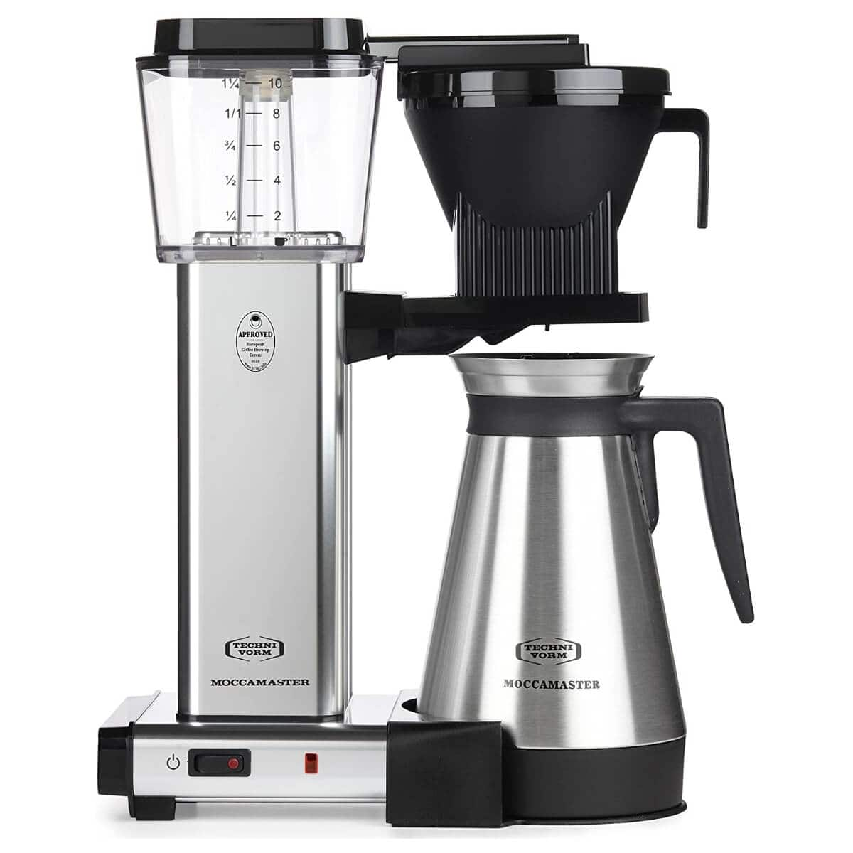 Technivorm Moccamaster 10-Cup Coffee Maker with Thermal Carafe (KBGT) $239.95