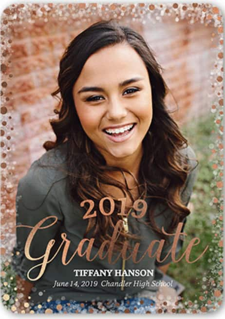 Shutterfly 20 FREE Cards, 10 Tiny Print cards, FREE Shipping, FREE Envelopes!! Graduation Thank you Invites etc Pay as little as $1