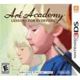 Best Buy Deal: Art Academy: Lessons for Everyone (3DS) $15 Amazon & BB
