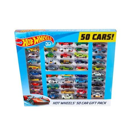 $5 YMMV Walmart Hot Wheels Ultimate 50-Car Collectors Gift Pack Set