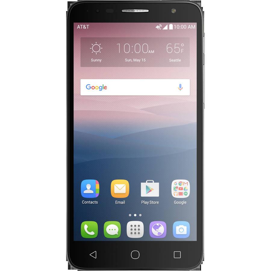 Walmart.com: AT&T Alcatel Onetouch Allura Prepaid GoPhone $49.88
