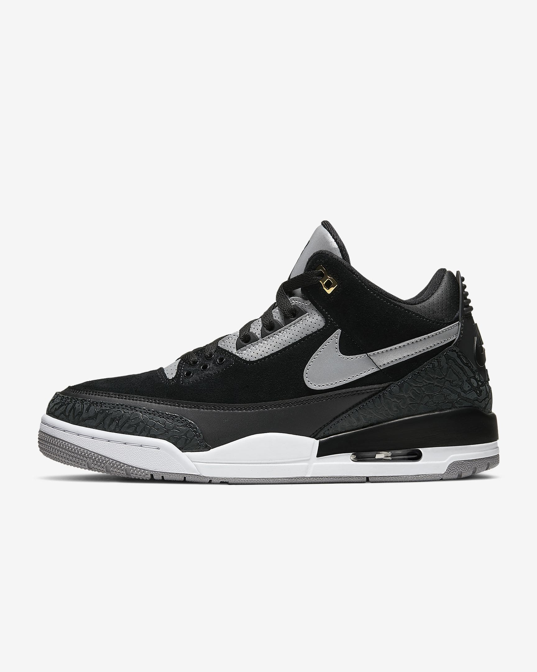 Jordan 3 Tinker Black/Cement Size 9.5-18 119.97 $119.97