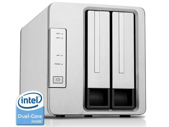 NOONTEC-TerraMaster F2-220 NAS Server $139