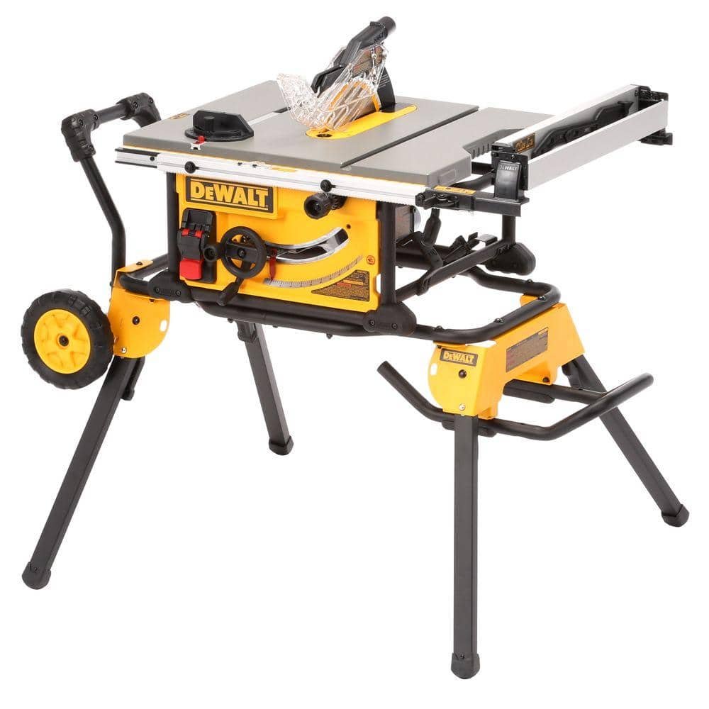 DEWALT Table Saw DWE7491RS $449 in store + 10% coupon  YMMV