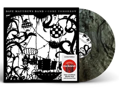 Dave Matthews Band Come Tomorrow (Target Exclusive) (Vinyl) Pre-order $21.99