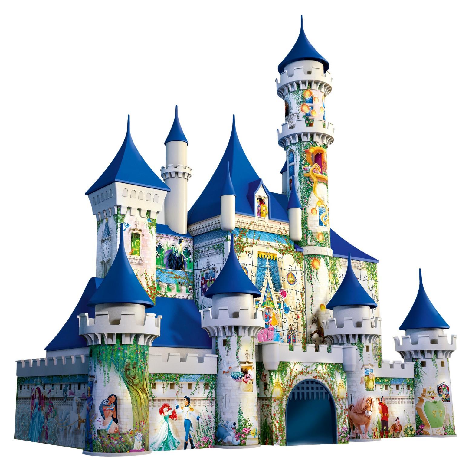 Ravensburger 3d Disney castle $28.55