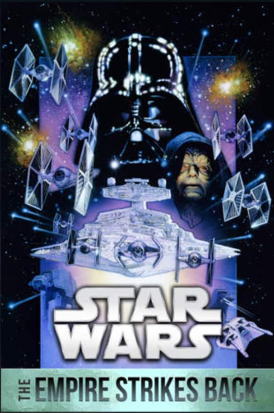 STAR WARS EPISODE V - The Empire Strikes Back (Digital HD Movie) $9.99