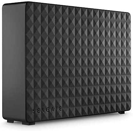 Seagate Expansion Desktop 10TB External Hard Drive HDD - USB 3.0 for PC & Laptop, 1-Year Rescue Service (STEB10000400), Black $224.99