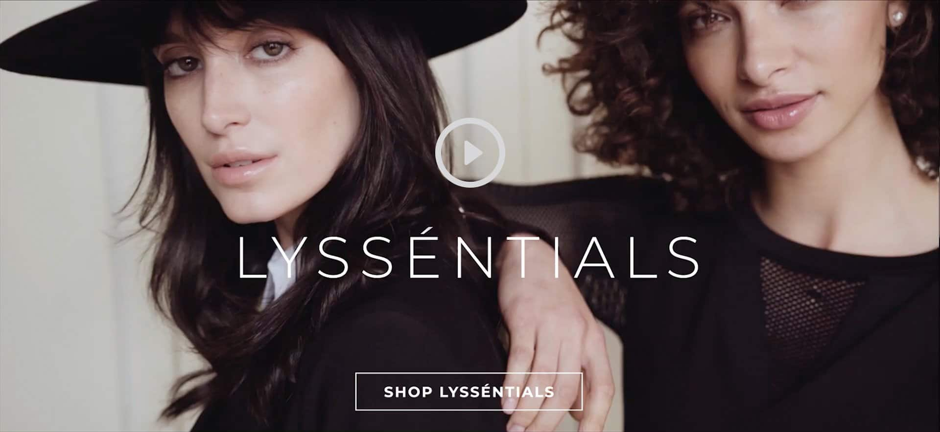 Lysse.com Lysse` Promo code for 25% and %15 promo codes