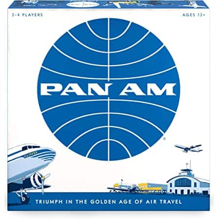 Funko Pan Am The Game, Multicolor $17.25