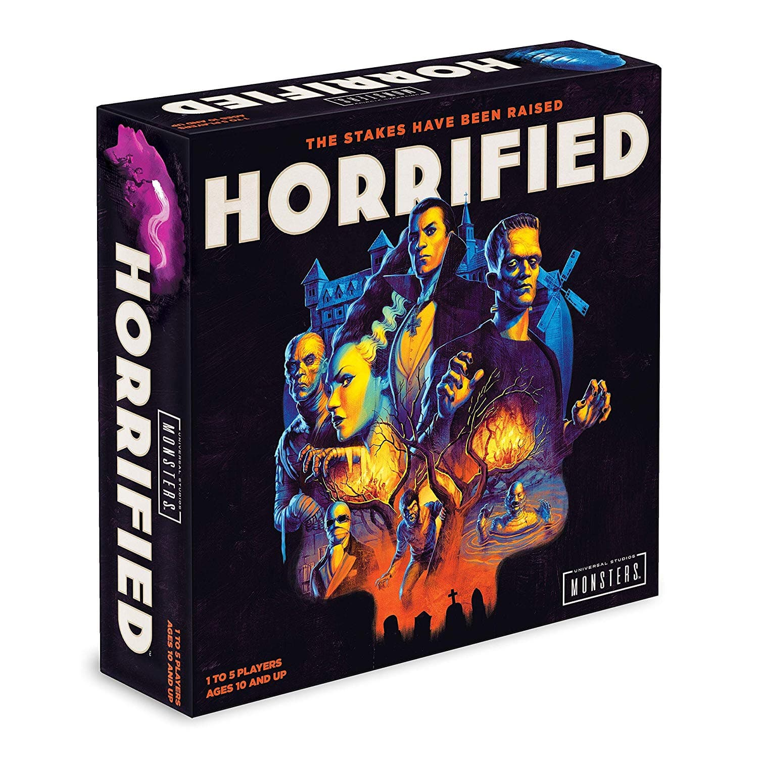 Ravensburger Horrified: Universal Monsters Strategy Board Game $17.99