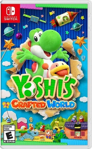 Yoshi's Crafted World - $49.94 at Walmart