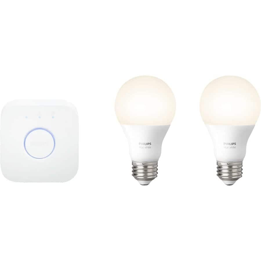 Hue A19 Starter Kit $20.99 at Overstock