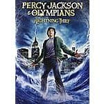 Percy Jackson and the Lighting thief and Percy Jackson: Sea of Monsters DVD $2.99 each at Amazon