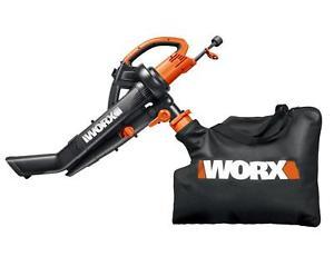 WG500.2 WORX TriVac 3-in-1 Leaf Blower/Mulcher/Vacuum - $47.99 a/c @ ebay