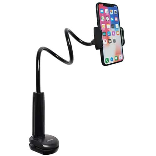 best service af600 a7f95 Gooseneck Phone Holder - Flexible Arm Mount Stand for iPhone/Samsung ...