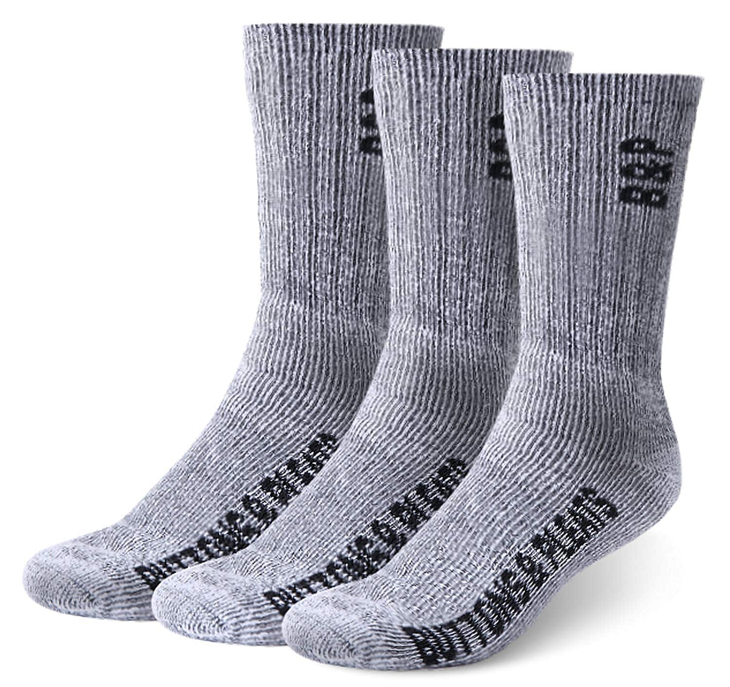 1b74ed7d0 3-Pairs Buttons   Pleats Premium Merino Wool Socks - Slickdeals.net