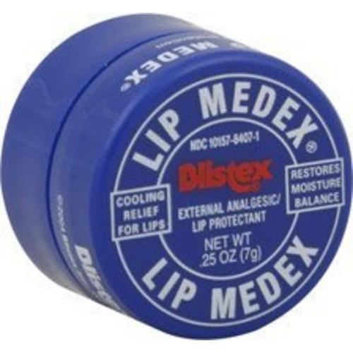 Blistex Lip Medex External Analgesic/Lip Protectant 0.25 oz $1.69