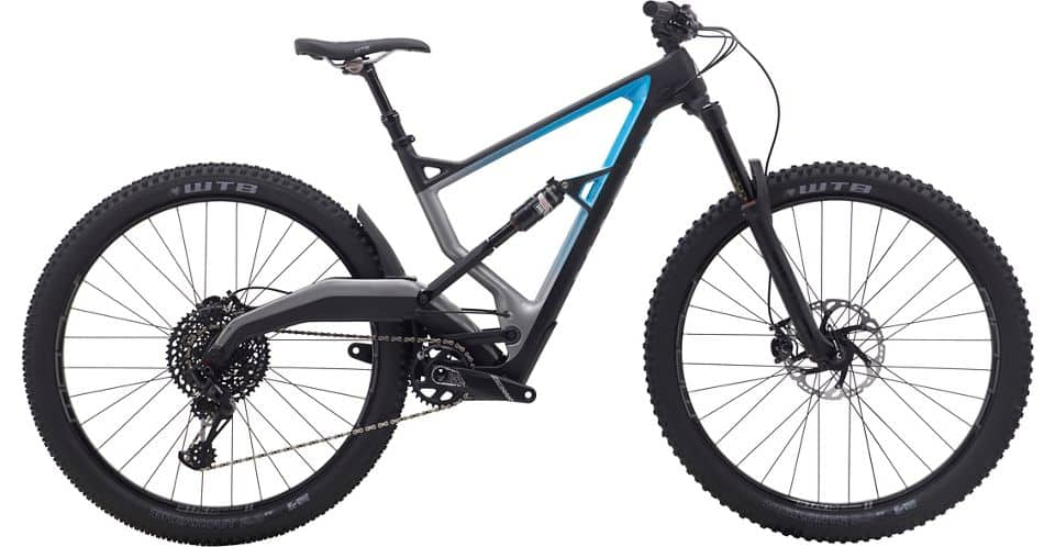 """Marin Wolf Ridge 8 29"""" Carbon Fiber Full Suspension Mountain Bike for $2519 (52% off from $5299.99) at Chain Reaction Cycles"""