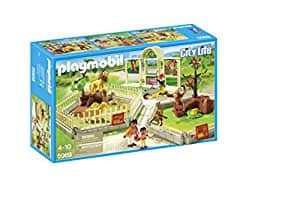 PLAYMOBIL City Zoo at Amazon