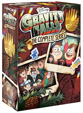 Gravity falls complete series Blu-ray $73.41