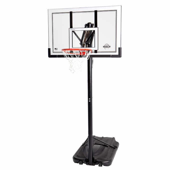 Lifetime Basketball system $219.99