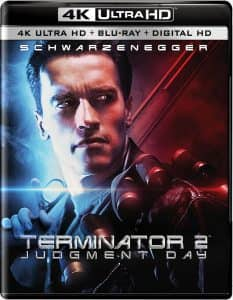 Terminator 2 4k UHD blu ray and digital $13 @Target