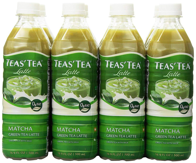 Teas' Tea Matcha Green Tea Latte (Pack of 12) $15.39