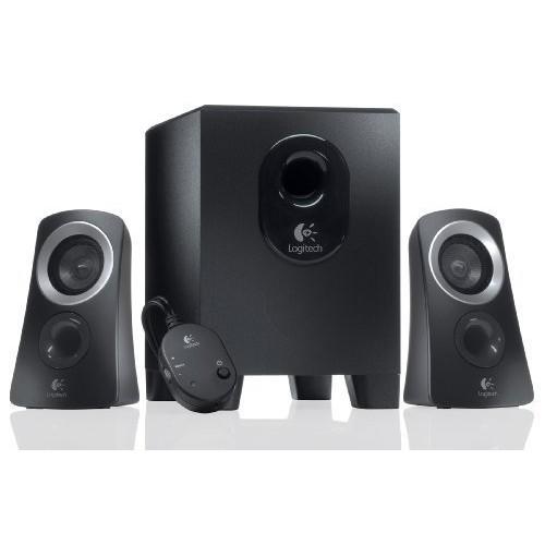 Logitech Z313 Speaker System [Speaker] $24.99