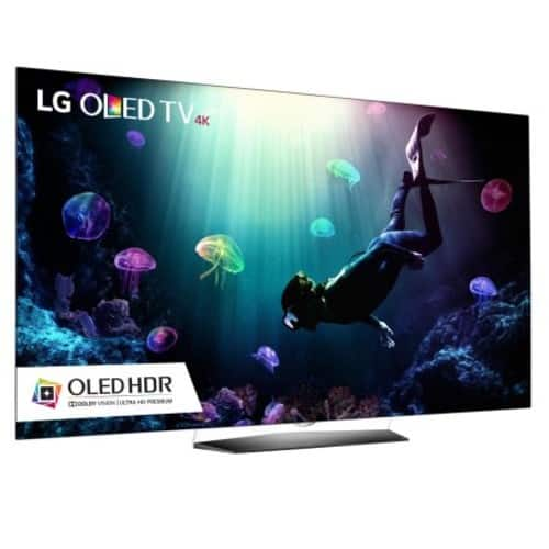 LG OLED65B6P 65-inch Smart 4K UHD OLED TV  $2,496.99@walmart. $2496.99