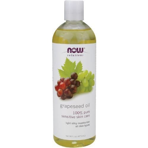 NOW Grape Seed Oil, 16-Ounce $7.52& Free Shipping on orders over $25@Amazon.