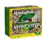 SHOTGUN AMMO / SHELLS: REMINGTON NITRO-STEEL HIGH VELOCITY 20 GAUGE, 3 INCH - 1 CASE (10 Boxes) for $79.99 after rebate. No tax! Free Shipping!