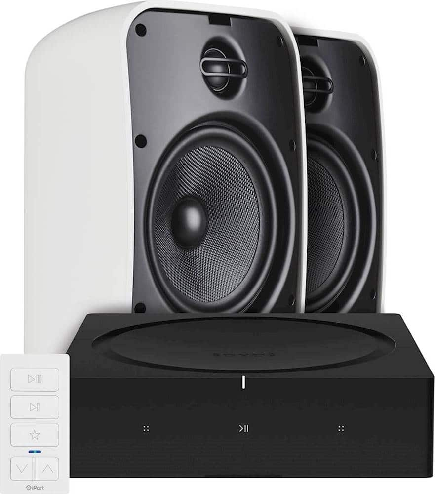 Sonance Sonos speaker and amp Outdoor Music System @bestbuy  $899