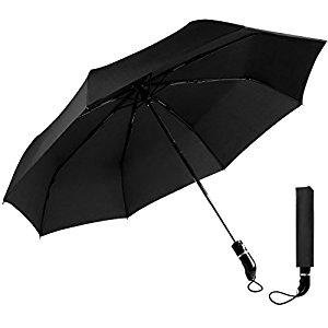 "OXA ""Unbreakable"" Windproof Travel Umbrella $6.99 & FREE Shipping"
