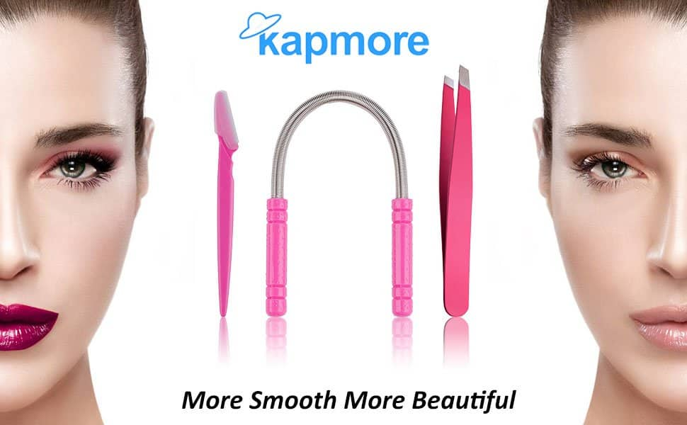 3 Piece set Kapmore Threading Hair Removal kit $3.99 fs w/prime $4