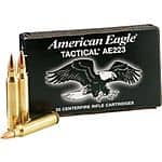 American Eagle 5.56 NATO 1000 rounds 323 shipped