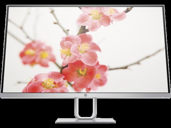 """HP Pavilion 27q QHD Monitor - 27"""" PLS 1440p @ 60 Hz FreeSync - $279.99 AC"""