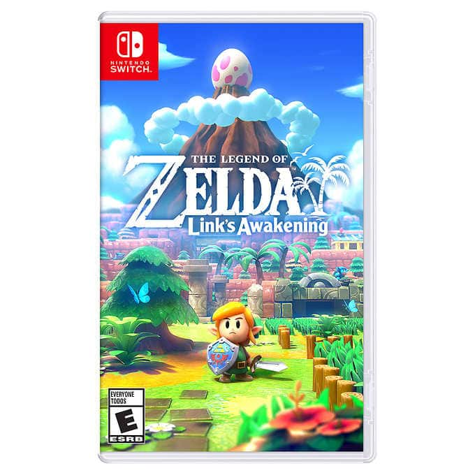Legend Of Zelda: Link's Awakening Nintendo Switch $51.99