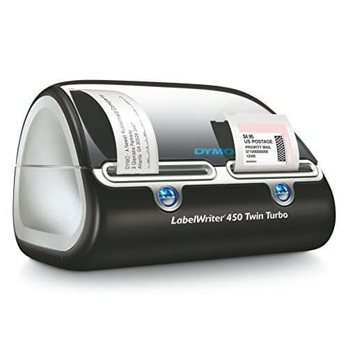 DYMO Label Writer 450 Twin Turbo label printer -- Lowest price ever on Amazon $64