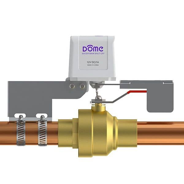 Dome Home Automation Water Shut-Off Valve $77