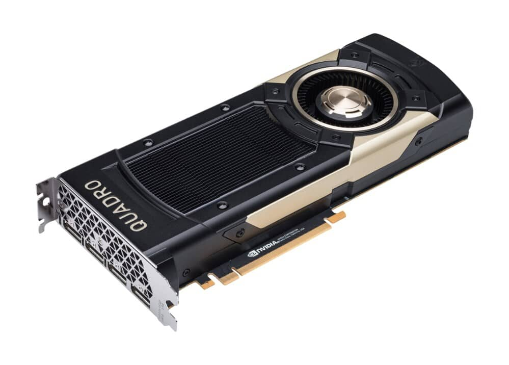 NVIDIA Quadro GV100, 32GB, 4 DP -- Free shipping $10,000