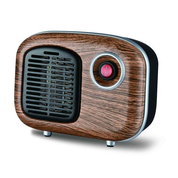 Soleil Personal Ceramic Mini Heater 250W -- Walmart $2.5 YMMV