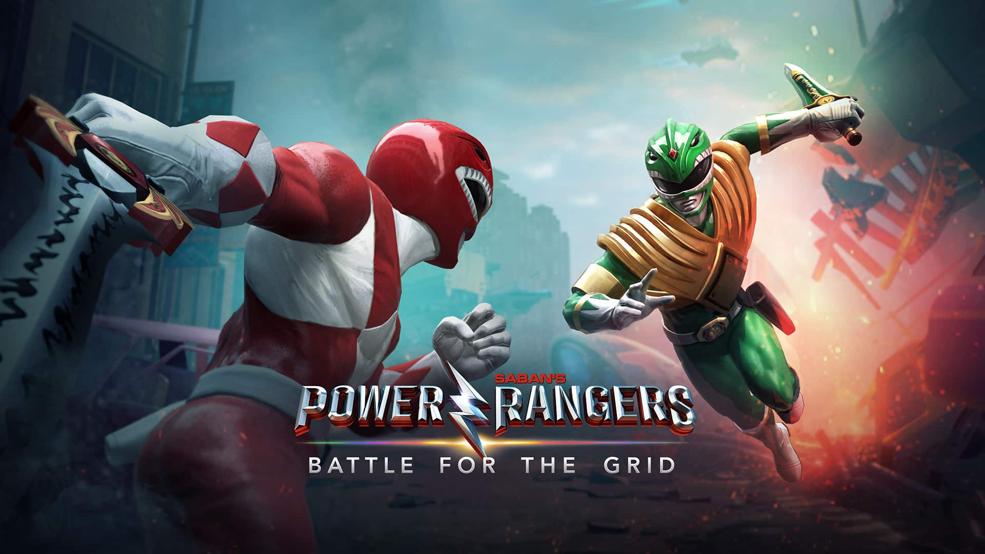 Power Rangers: Battle for the Grid (Nintendo Switch Digital Download) $11.99