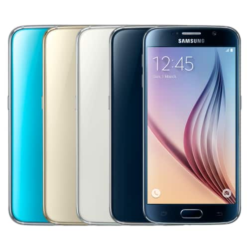 Samsung Galaxy S6 SM-G920V 32GB Verizon GSM Unlocked Android Smartphone - Refurbished $119.99