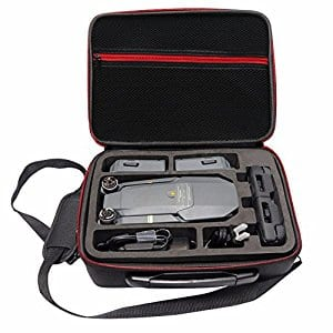 Soyan Carrying Case for DJI Mavic Pro, Remote Controller, Batteries and Accessories $19.43 @Amazon