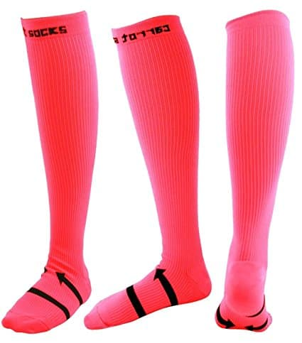 Aniwon Graduated Compression Socks Pressure Socks for Women and Men $5.93 @Amazon
