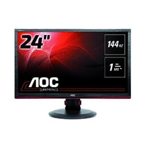 """AOC Gaming G2460PF 24"""" LED LCD Monitor - 16:9 - 1 ms $193.42"""